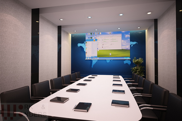 Những tiêu chí thiết kế nội thất văn phòng