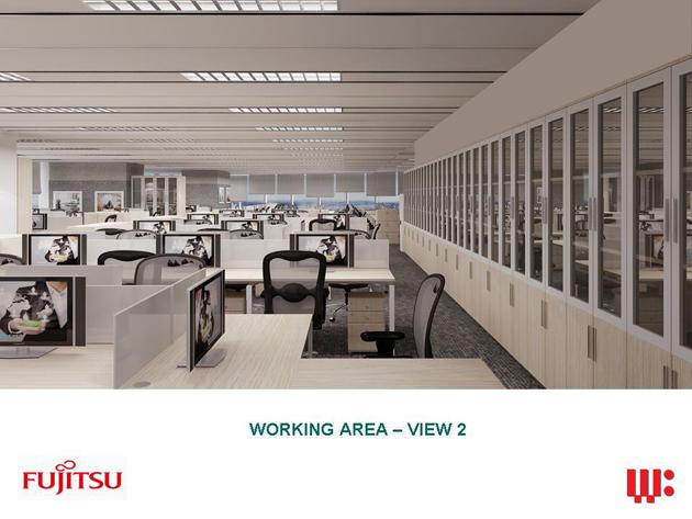 Không gian văn phòng - phong cách của từng doanh nghiệp