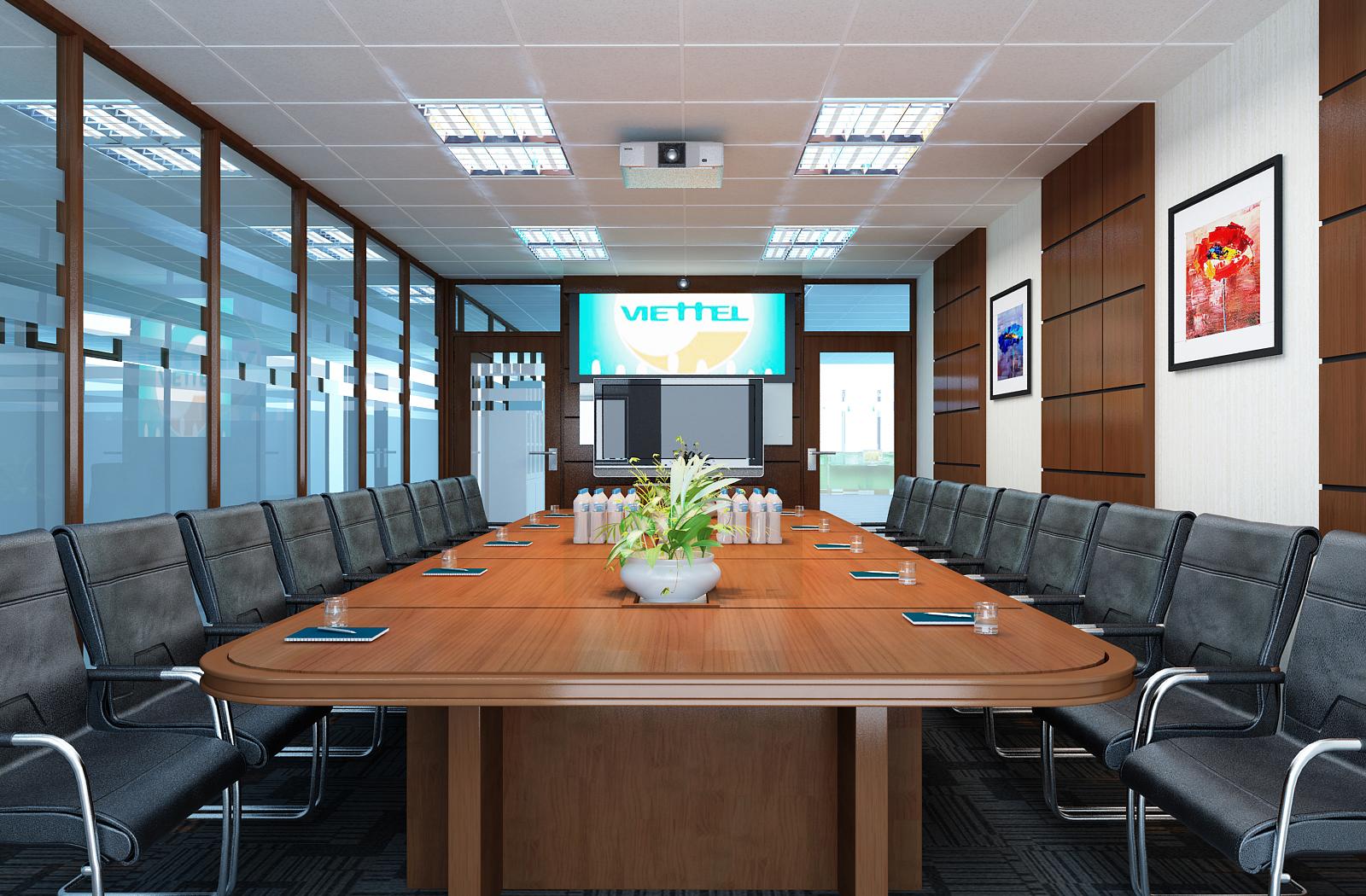 Phòng họp Viettel