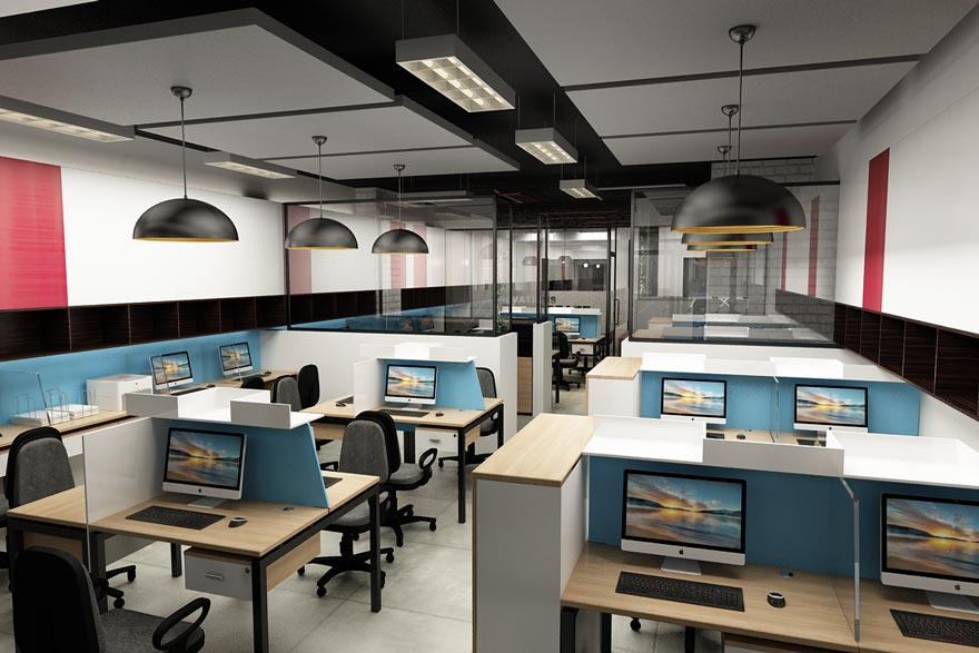 Dùng 8 phong cách thiết kế văn phòng sau luôn hợp xu hướng nội thất