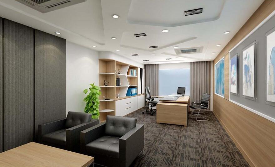7 thiết kế nội thất phòng giám đốc truyền thống phong cách và thời thượng