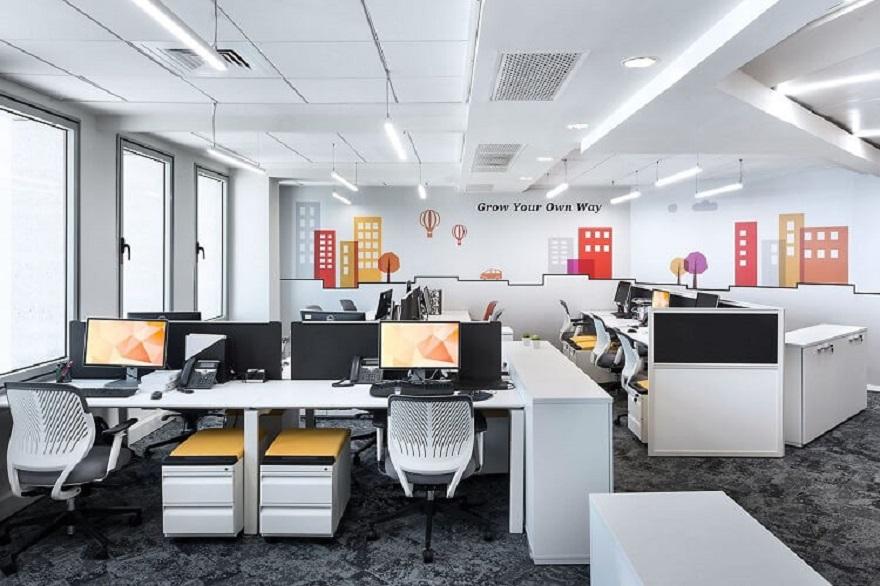 4 biện pháp thiết kế văn phòng nhỏ đẹp và chuyên nghiệp